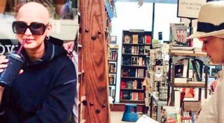 હાઈ ગ્રેડ કેન્સરથી ઝઝૂમી રહેલી સોનાલી બેન્દ્રેએ પોસ્ટ કરી પોતાની નવી તસવીર