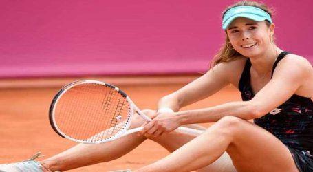 Video : આ મહિલા ટેનિસ ખેલાડીએ કોર્ટ પર જ ટીશર્ટ ઉતારી નાખ્યું, મચી ગયો હોબાળો