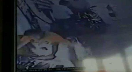 જ્યારે પેટ્રોલ પંપ પર બાઈક સ્ટાર્ટ કરી તો થયું કંઈક આવું, જુઓ VIDEO