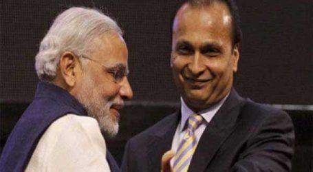 દેવાળિયા અનિલને ગુજરાતમાં મળ્યો મોટો કોન્ટ્રાકટ, રાજકોટ એરપોર્ટ અંબાણી બનાવશે