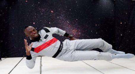 OMG: યુસૈન બોલ્ટે લગાવી ઝીરો ગ્રેવેટીમાં દોડ અને જીત પણ મેળવી! જુઓ વીડિયો