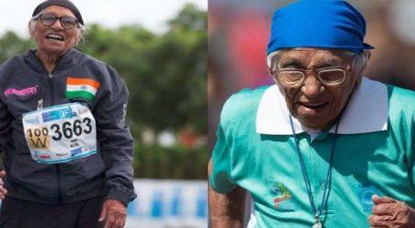 102 વર્ષના ભારતીય દાદીએ દોડમાં વર્લ્ડ એથલીટ ચેમ્પિયનશિપમાં જીત્યો ગોલ્ડ