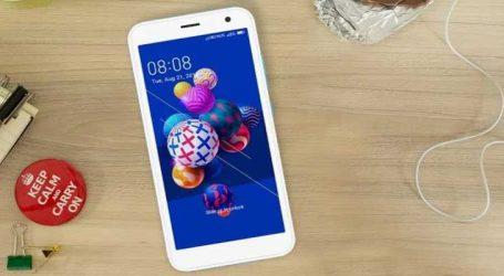 ફેસ અનલૉક અને ફુલ વ્યૂ ડિસ્પ્લે સાથે લૉન્ચ થયો આ સ્માર્ટફોન, કિંમત ફક્ત 3,999 રૂપિયા