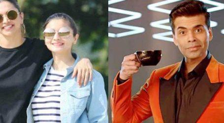 Koffee With Karan Season 6: પહેલી મહેમાન બનેલી આ બે અભિનેત્રીઓ આપી શકે છે રણબીર કપૂરને ઝટકો