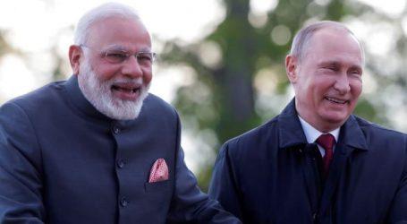 આજથી રશિયાના રાષ્ટ્રપતિ વ્લાદિમીર પુતિન ભારતના બે દિવસના પ્રવાસે