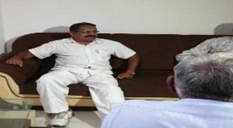 રાજકોટ જિલ્લા પં.ના કોંગ્રેસ સભ્યને LCBએ ટ્રેપ ગોઠવી લાંચ લેતા ધરબી લીધા