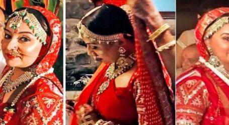 આ ગુજરાતી અભિનેત્રીએ 41 વર્ષે કર્યા લગ્ન, પતિ સાથે શૅર કરી તસવીર