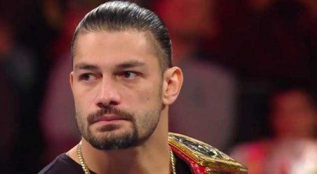 OMG ! રોમેન રેંગ્સને થયું લ્યુકેમિયા કેન્સર, WWEમાંથી લીધી વિદાય…