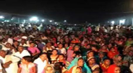 ધર્મકાંડ: 10 હજાર દલિતો અને OBC લોકોએ અપનાવ્યો બૌદ્ધ ધર્મ, સમગ્ર ભારતને બૌદ્ધમયી બનાવવાનો દાવો