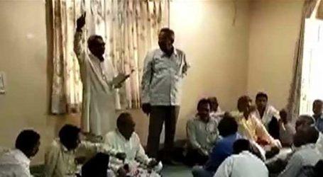 ગોધરા : ભારતીય કિસાન સંઘ દ્વારા ખેડૂતોના પ્રશ્ને બેઠક યોજવામાં આવી
