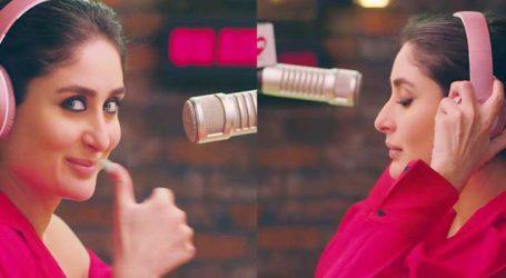 Video : કરીના કપૂર બની રેડિયો જૉકી, શૉમાં જોવા મળશે બૅબોનો બિન્દાસ અવતાર