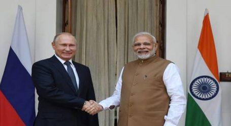 ભારત અને રશિયા વચ્ચે થયા 8 સમજૂતી કરાર, અમેરિકાની કરી અવગણના