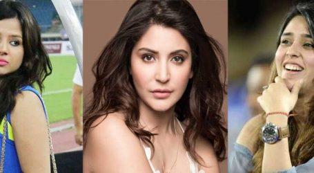 Photos : મેચ દરમિયાન આ 5 ક્રિકેટરો કરતાં વધુ હોય છે તેમની પત્નીઓનો દબદબો