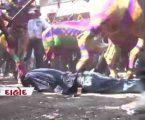 નવા વર્ષના દિવસે ગુજરાતમાં અહીં પુરુષો પરથી ગાયો દોડાવવામાં આવે છે