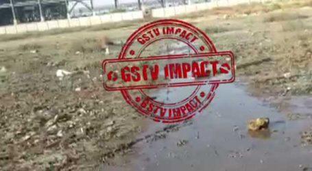 દ્વારકાઃ નદીઓમાં પોતાની ફેકટરીનું પાણી છોડતા, હવે લોકોના ખેતરમાં કેમિકલના પાણીનો નિકાલ