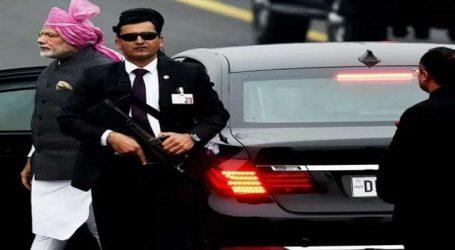 PM નરેન્દ્ર મોદીના કાફલામાં સામેલ છે આ ઉચ્ચ દરજ્જાની કારો, જુઓ PHOTOS