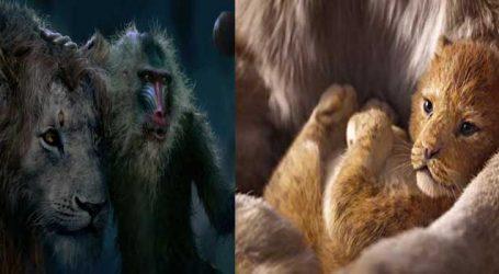 LION KING TEASER : આ પાંચ તસવીરો 1994ની ફિલ્મની યાદ અપાવે છે, નવા સિમ્બાને જોઇ દંગ થઇ જશો