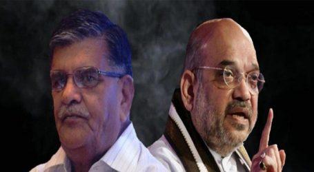તુલસીરામ એન્કાઉન્ટરમાં અમિત શાહ અને ગુજરાત પોલીસ ષડયંત્રકારી, IPS અધિકારીનો ખુલાસો