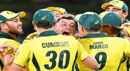 ત્રીજા ટી-20માં ભારત સામે ઓસ્ટ્રેલિયાએ જબરદસ્ત બોલર બોલાવ્યો