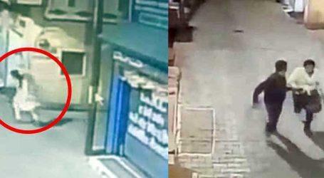 આ તસવીરો જોઇ કંપારી છૂટી જશે, પહેલીવાર CCTVમાં કેદ થયું ભૂત