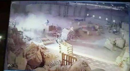 મોરબીઃ સિરામીક યુનીટમાં બ્લાસ્ટ, સીસીટીવી વીડિયો સોશ્યલ મિડિયામાં વાયરલ