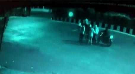 સુરતમાં ચપ્પુના ઘા ઝીંકી રોકડની લૂંટ, CCTV આવ્યા સામે