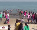 VIDEO: ગુજરાતનું ગોવા ગણાતા દીવના નાગવા બીચ પર જાણે માણસોનું કીડિયારું ઊભરાયું