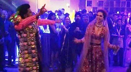 Inside Video : કૉકટેલ પાર્ટીમાં 'દીપવીર'ની રોમેન્ટીક કેમેસ્ટ્રી, રણવીરે આ રીતે વ્યક્ત કર્યો પોતાનો પ્રેમ