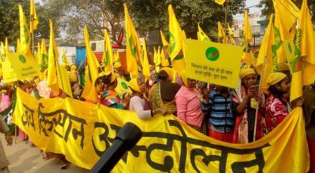 દિલ્હી પહોંચ્યા હજારો ખેડૂતો, મોદી સરકાર પાસે કરી આ માગણીઓ