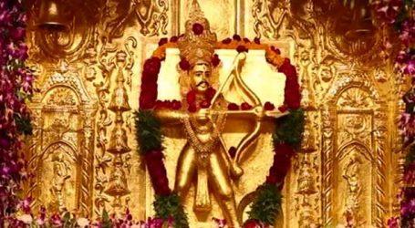 પ્રસિદ્ધ જૈન તિર્થધામ મહુડીમાં વિશેષ પૂજન પરંપરાને 100 વર્ષ થયા પૂર્ણ