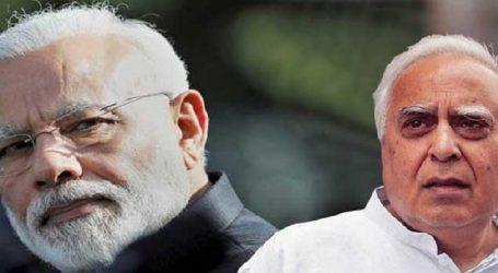 રામ મંદિર મુદ્દે PMનું નિવેદન, કહ્યું કોંગ્રેસ કોર્ટમાં જજ સાથે આવું કરે છે