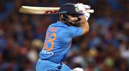 INDvAUS: કોહલીના વિજયી ચોગ્ગાથી સીડનીમાં જીત્યું ભારત, T-20 સીરીઝ 1-1થી બરાબર