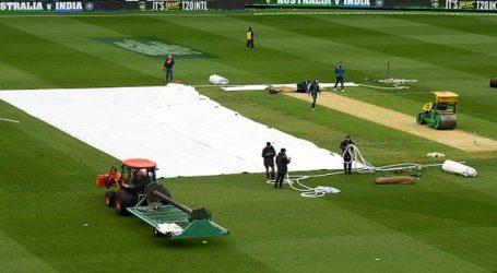 ભારત-ઓસ્ટ્રેલિયા ટી-20 મેચ, વરસાદ બન્યો વિલન, ઓસ્ટ્રેલિયાએ ફટકાર્યા 132 રન