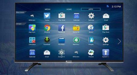 ધમાકેદાર છે આ Android TVની સાઉન્ડ ક્વૉલીટી, અવાજથી કરી શકો છો કંટ્રોલ