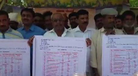 દ્વારકા : ન્યારા એનર્જી કંપની દ્વારા પ્રદુષણ ફેલાતા ખેડૂતો પ્રતિક ઉપવાસ પર ઉતર્યા