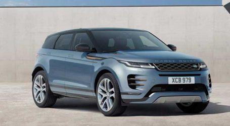 શાનદાર ફિચર્સ સાથે લૉન્ચ થયું Range Rover Evoqueનું નવું મોડલ