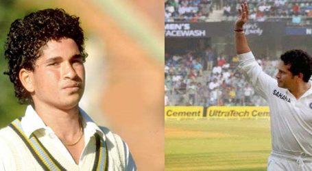 15 નવેમ્બરનો 'મહાસંયોગ': આજના  દિવસે સચિને કર્યુ ડેબ્યૂ અને આજના જ દિવસે ક્રિકેટને કહ્યું અલવિદા