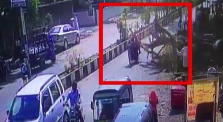 VIDEO-તંત્રની 'ઘાયલ' કરી નાખનારી કામગીરી, વૃક્ષ પડતા લટાર મારવા નીકળેલું દંપતિ સીધુ હોસ્પિટલમાં