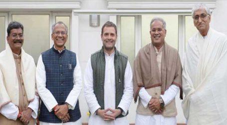 છત્તીસગઢમાં CMની ખુરશી માટે હતા 4 દાવેદાર…અંતે આ દિગ્ગજને સોપાઈ રાજ્યની કમાન