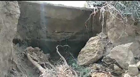 એક જ દિવસમાં 5 ગાબડા પડતા ખેડૂતોના ખેતરમાં પાણી ફરી વળ્યું