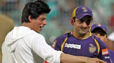 ગંભીરના કારણે શાહરૂખની ટીમે બે વાર જીત્યો IPLનો ખિતાબ, સન્યાસ લેવા પર કિંગ ખાને લખ્યો ભાવુક સંદેશ