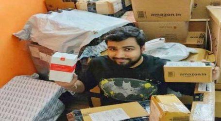 આ વ્યક્તિને એક સ્માર્ટફોન ખરીદવાના બદલામાં મળ્યા ટ્રક ભરીને લાખોના ગિફ્ટ્સ