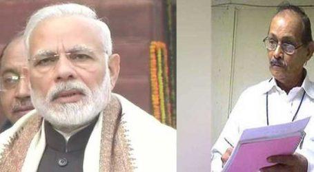 PM મોદીના ખાસ વિશ્વાસુ અને વડાપ્રધાનના PRO એવા ગુજરાતી પત્રકારનું નિધન