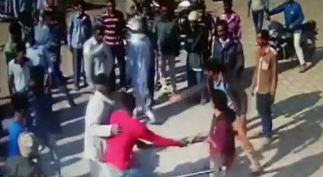 જૂનાગઢમાં શસસ્ત્ર અથડામણ, બે વ્યક્તિઓને લાગી છરી તો 6 થયા ઘાયલ
