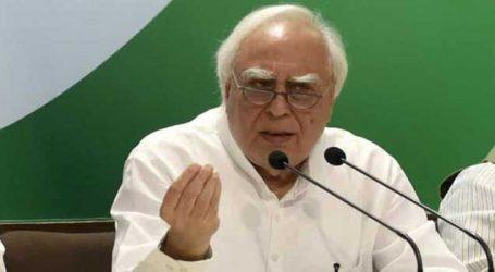 અરૂણ જેટલીનો જવાબ આપતા કપિલ સિબ્બલે કહ્યું કે તો PM મોદી પણ દોષિત જ છે