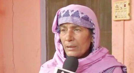 બુલંદશહર હિંસાઃ આરોપી જિતેન્દ્રની માતાનો આરોપ, પુત્રવઘુ સાથે પોલીસે કરી મારપીટ