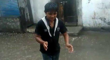 VIDEO : ગુજરાતના આ વિસ્તારોમાં ભર શિયાળે મેઘરાજાની એન્ટ્રી થઇ