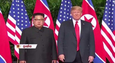 ઉત્તર કોરિયાએ કહ્યું છે કે જો અમેરિકા પોતાના પરમાણુ ખતરાને પહેલા સમાપ્ત નહીં કરે