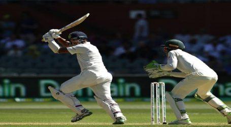 ગુજરાતી ક્રિકેટરે ભારતની બચાવી લાજ : ઓસ્ટ્રેલિયા સામે અડીખમ ઉભો રહ્યો