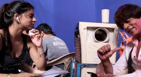 દિકરી સુહાના શાહરૂખનેઆપી રહી છે ગીતો ગાવા માટેની ટ્રેનિંગ